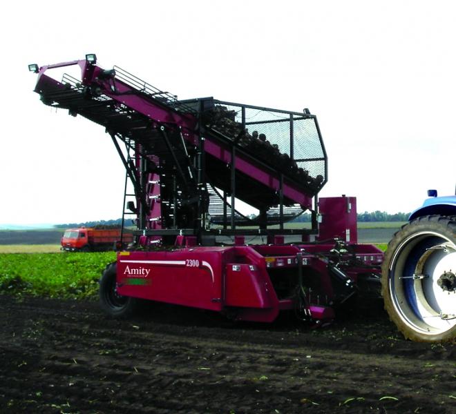 2300 Harvester