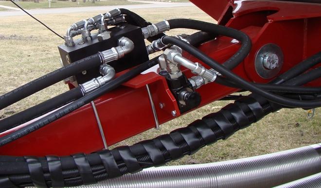 5250 hydraulic components