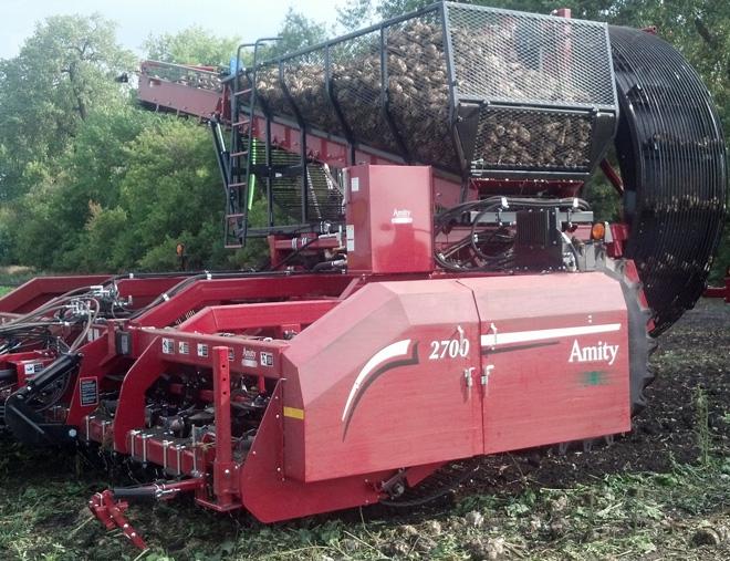 Wheel Harvester 2