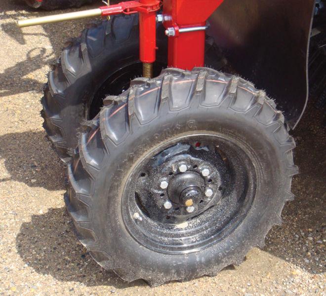 Defoliator Tire 1