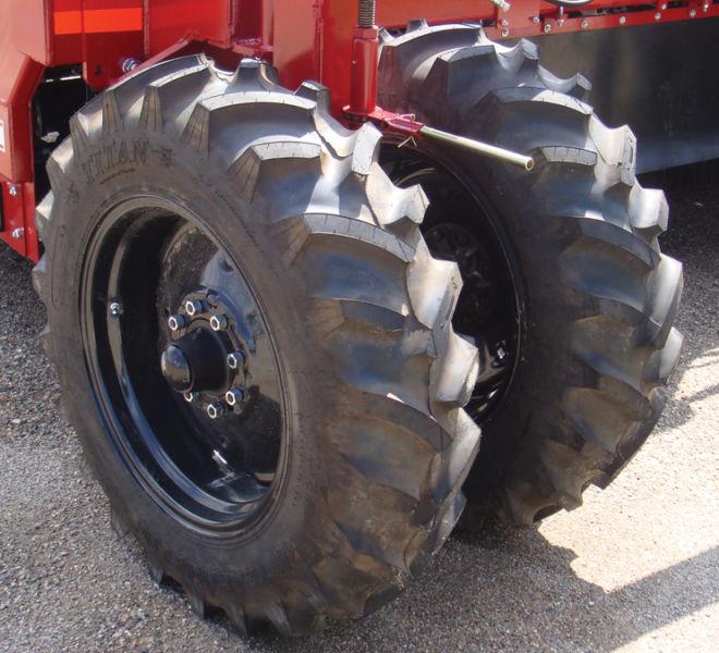 Defoliator Tire 2