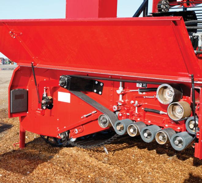 Harvester Belt 1