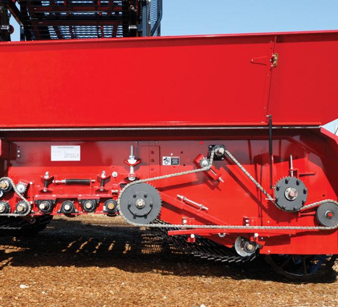 Harvester Belt 2