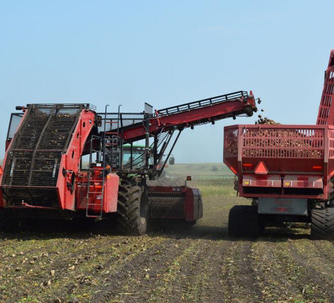 Harvester Cart 1