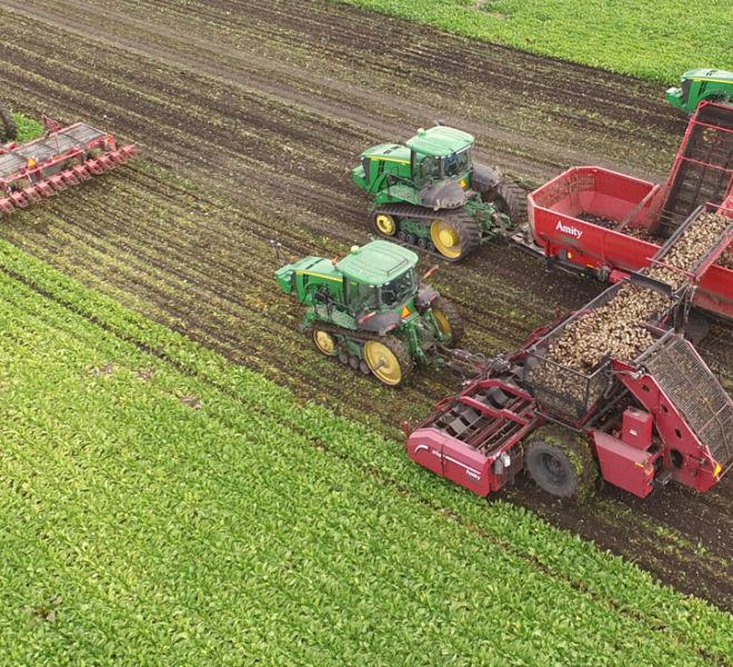 Harvester Cart 2
