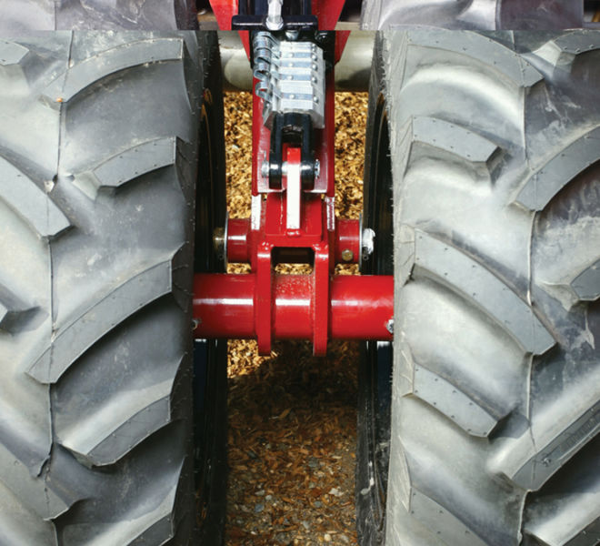Harvester Strut 1