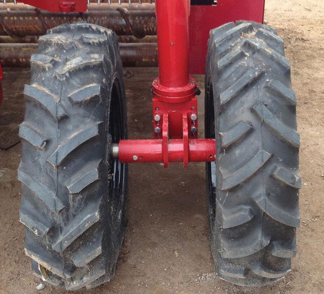 Harvester Strut 3