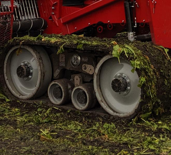 Harvester Tracks